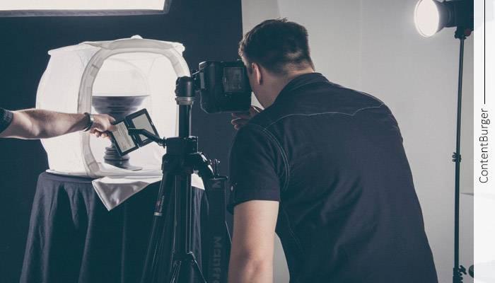 عکاسی با تجهیزات حرفهای
