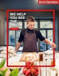 تبلیغات خلاق و واقعیت آشپزی