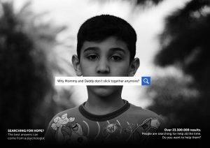 تبلیغات خلاق: به روانشناس مراجعه کن