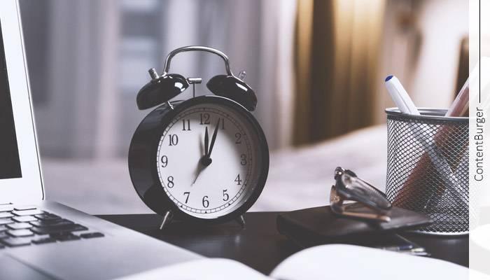 تولید محتوا درباره مدیریت زمان