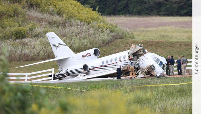 لحن تولید محتوا برای حادثه سقوط هواپیما