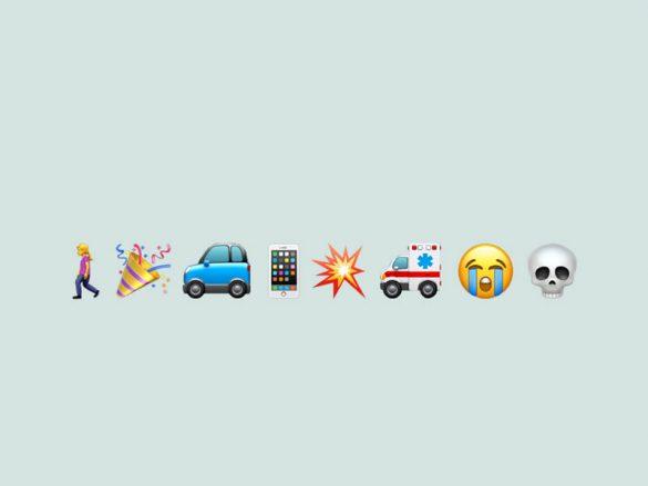 پیامک و رانندگی